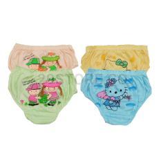 6 Pcs - Celana Dalam CD Anak Perempuan Cewek