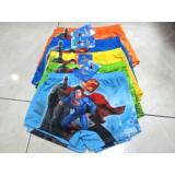 Diskon 623 6Pcs Celana Dalam Boxer Anak Cd Anak Superman