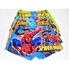 625 - 6pcs Celana Dalam Anak Boxer / CD Anak Spd