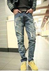 Jual 666 Tubuh Seseorang Jeans Intl Lengkap