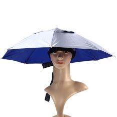 Spesifikasi 68 Cm Payung Hat Dengan Headband Elastis Untuk Memancing Yg Baik