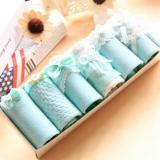 Promo 7Colourbox Celana Dalam Box Underwear Brief Wanita Cute Korean Style M 6