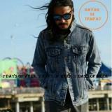 Tips Beli 7Dayofweek Jaket Jeans Sandwash Premium Pria Yang Bagus