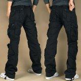 Harga 8 Warna Pria Kargo Katun Amry Celana Militer Kamuflase Camo Celana Panjang Celana Hitam Intl Yang Bagus