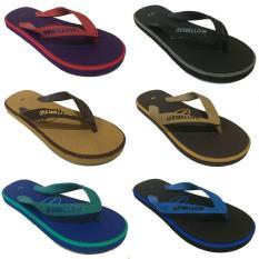 89Stories - SATUAN Sandal Swallow Premium / Sendal Jepit Pria Swallow / Sendal Pantai
