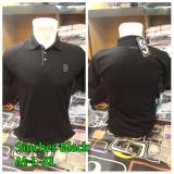 Jual 9Inches Clothing Polos Bordir Hitam