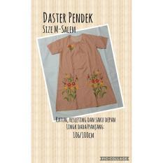 (A-Pd.M027) Daster Malang/Daster Menyusui/Baju Santai/Daster Katun - V9sain