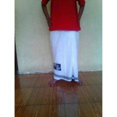 Beli Aamaleeq Celana Sarung Moisino Putih Strip Di Banten