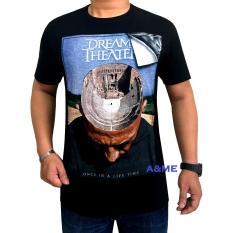 A ME - Kaos Distro T-Shirt Distro Pria Fashion 100% Cotton Combed 30s Atasan e750b81477