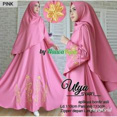 AAYZ Gamis Syari jersey HQ / Gaun Muslimah Syar'i / Baju Muslim Wanita / Maxi Dress / Kebaya Muslim