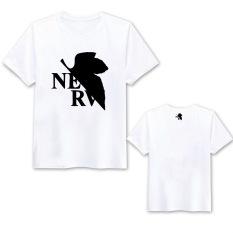 Abad Baru Lucu Lengan Pendek Kaus untuk Pria atau Wanita Kaus Kemeja (Putih)