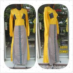 Abaya dannis [yellow]
