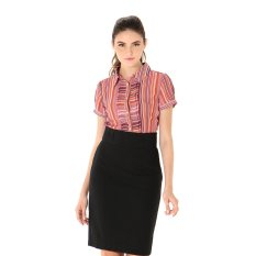 Jual Accent Astrid Blouse Pink Online Indonesia