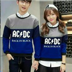 Sweater Couple Acdc Misty Kombinasi Couple Diskon 30
