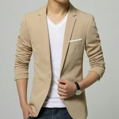 Ace Fashion Blazer Mango - (Cream)