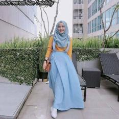 Harga Acha Overal Blue Branded