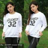 Promo Adamif 32 Fashion Sweater Blouse Atasan Wanita Best 1 Terbaru
