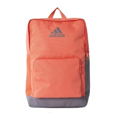 Spek Adidas 3 Stripes Backpack Easy Coral Easy Coral Trace Grey Adidas