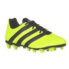 Harga Adidas Ace 16 4 Fxg S42137 Sepatu Sepak Bola Volt Black Yang Murah Dan Bagus