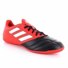 Adidas Ace 17 4 In Bb1766 Sepatu Futsal Red Black Original