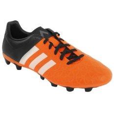 Harga Adidas Ace15 4 Fxg S83171 Sepatu Bola Hitam Oranye Original