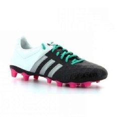 Beli Adidas Ace15 4 Fxg Af4972 Sepatu Bola Black Silver White Online