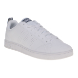 Diskon Adidas Advantage Clean Vs Shoes White Ftw Running White Ftw Collegiate Navy