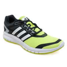 Model Adidas Brevard M B44469 Sneakers Pria Semi Solar Yellow Putih Dark Grey Terbaru
