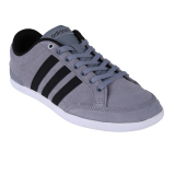 Jual Adidas Caflaire Men S Shoes Grey Core Black Matte Silver Ori