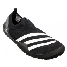 Review Adidas Clima Cool Jawpaw Slip On M29553 Sepatu Adventure Black White