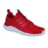 Jual Adidas Cloudfoam Lite Men S Racer Shoes Scarlet Scarlet Collegiate Burgundy Online Indonesia