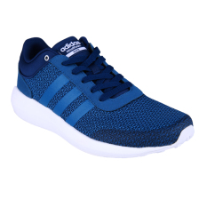 Spesifikasi Adidas Cloudfoam Race Men S Shoes Core Blue Mystery Blue Terbaru
