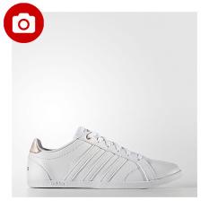 Toko Adidas Coneo Qt Women S Shoes Footwear White Copper Metallic Termurah Indonesia