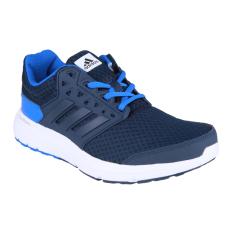 Harga Adidas Galaxy 3 Men S Shoes Collegiate Navy Collegiate Navy Blue Adidas Ori