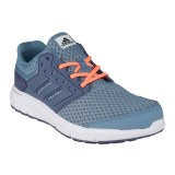 Kualitas Adidas Galaxy 3 Women S Shoes Grey Orange White Adidas