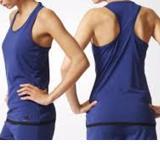 Jual Adidas Kaos Olahraga Climachill Tank Ab6454 Biru Adidas Original