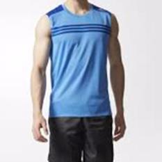 Harga Adidas Kaos Olahraga Rsp Sl Ax6479 Biru