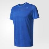 Diskon Adidas Kaos Olahraga Supernova Sn Ss Tee M S94377 Biru Branded