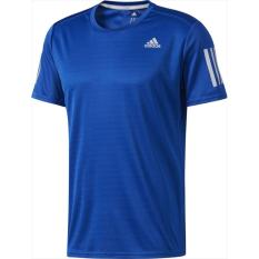 Adidas Kaos Running Response Tee - BP7429 - biru