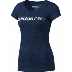 Toko Adidas Kaos Texture Adineo Tee Bq0312 Biru Adidas