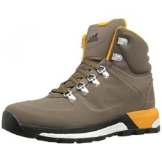 adidas Outdoor Mens CW Pathmaker Hiking Boot, Cargo Brown/Black/Equipment Orange, US - intl