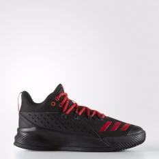 Adidas sepatu Basket Street Jam 3 - BB7127 - Hitam