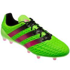 Adidas sepatu bola ACE 16.1 FG/AG  - AF5083 - Hijau