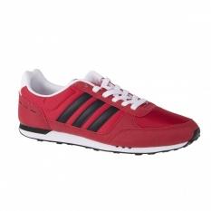 Adidas Sepatu Running Adineo City Racer - AW3876 - merah