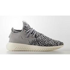 Adidas Sepatu running Tubular Entrap W knit 3D - BA7100