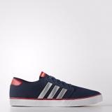 Iklan Adidas Sepatu Sneaker Adineo Vs Skate B74535 Biru Navy