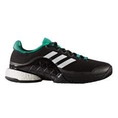 Adidas Sepatu Tennis Barricade Boost - BA9103 - hitam fc71063416