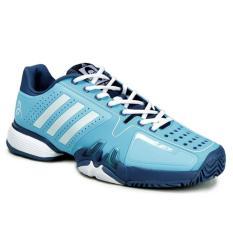 Ongkos Kirim Adidas Sepatu Tennis Novak Pro Ba8012 Biru Di Dki Jakarta