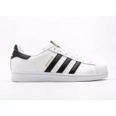 Toko Adidas Superstar White Black Gold C77124 Adidas Di Dki Jakarta