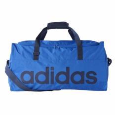 Harga Adidas Training Linear Performance Team Bag M Ay5490 Biru Original